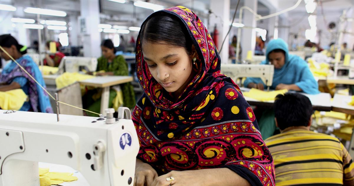 garments industry in bangladesh The readymade garments industry acts as a catalyst for the development of bangladesh rmg helps effectively to change the economical scenery of bangladesh the made in bangladesh tag has also brought glory for the country, making it a prestigious brand across the world.